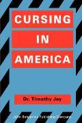 Cursing In America A Psycholinguistic