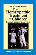 Homeopathic Treatment of Children Pediatric Constitutional Types