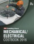 2016 Bni Mechanical/Electrical Costbook
