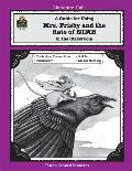 Guide for Using Mrs Frisby & the Rats of NIMH in the Classroom