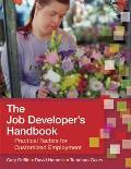 Job Developers Handbook Practical Tactics For Customized Employment