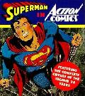 Superman In Action Comics Featuring The