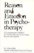 Reason & Emotion In Psychotherapy