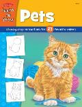 Pets Draw & Color