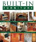 Built In Furniture A Gallery of Design Ideas