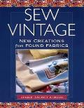 Sew Vintage New Creations From Found Fab