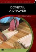 Dovetail a Drawer: With Frank Klausz