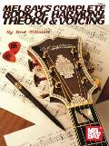 Complete Book of Harmony Theory & Voicing