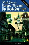 Rick Steves Europe Through The Back 2000