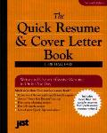Quick Resume & Cover Letter Book 2nd Edition