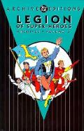 Legion Of Super Heroes Archives Volume 3