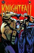 Broken Bat Batman Knightfall 1