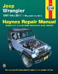 Jeep Wrangler 1987 thru 2011 All gasoline models