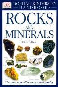Rocks & Minerals Eyewitness Handbook