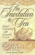 Invitation To Tea Special Celebrati