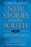 New Stories from the South The Years Best 2005