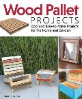 Wood Pallet Projects Cool & Easy To Make Projects for the Home & Garden