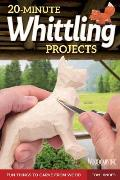 20 Minute Whittling Projects Fun Things to Carve from Wood