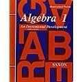 Saxon Algebra 1 Answer Key & Tests