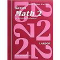 Saxon Math 2 Part Two