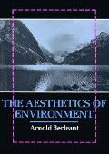 The Aesthetics of Environment PB