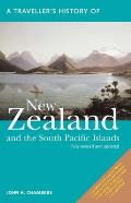 Travellers History of New Zealand & the South Pacific Islands 3rd Edition