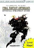 Final Fantasy Anthology Official Strateg