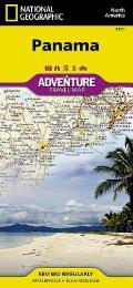 National Geographic Adventure Map||||Panama