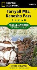 Tarryall Mountains: Trails Illustrated - Recreation Maps