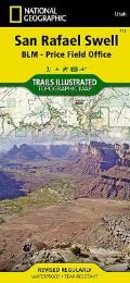 National Geographic Trails Illustrated Map||||San Rafael Swell [BLM - Price Field Office]