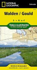 Walden / Gould: Trails Illustrated - Recreation Maps