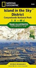 Island in the Sky District: Canyonlands National Park