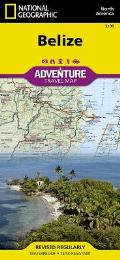 Belize Adventure Maps