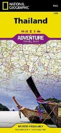 Adventure Map Thailand