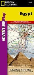 National Geographic Adventure Map||||Egypt