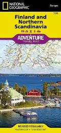 Finland & Northern Scandinavia Adventure Maps