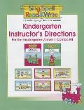 Kindergarten and Homestudy Instructor's Direction Second Edition