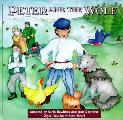 Peter & The Wolf With Cd