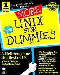 More UNIX for Dummies