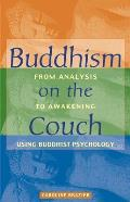 Buddhism On The Couch From Analysis To