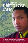 Journey to Tibets Lost Lama A Womans Pilgrimage the Karmapa in Exile & the Fate of Modern Tibet