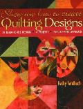 Show Me How to Create Quilting Designs - Print on Demand Edition