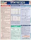 Statistics Laminated Reference Chart Parameters Variables Intervals Proportions