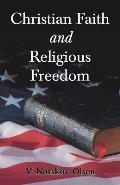 Christian Faith and Religious Freedom