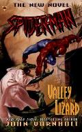 Valley Of The Lizard Spider Man