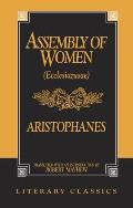 The Assembly of Women: Ecclesiazusae