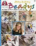 Itty Bitty Beadys: Wire & Bead Characters for Earrings, Pins & Hair Clips