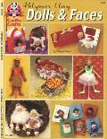 Polymer Clay Dolls & Faces