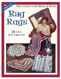 Rag Rugs: 18 Great Rug Patterns Easy Crochet with Strips of Fabric