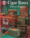Cigar Box Purses & Projects: Includes 40 Great Vintage Box Images to Cut and Use